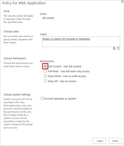 Azure Active Directory Group