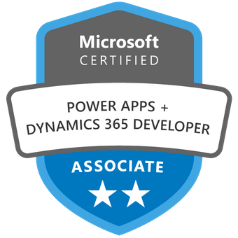 CERT-Associate-Dynamics365-Power-Apps-Developer