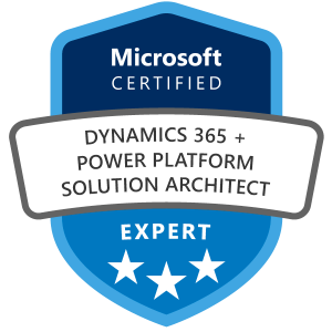 CERT-Expert-Dynamics365-Power-Platform-Solution-Architect
